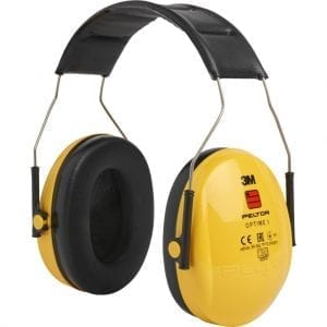 3M Peltor Optime I Headband Ear Muffs