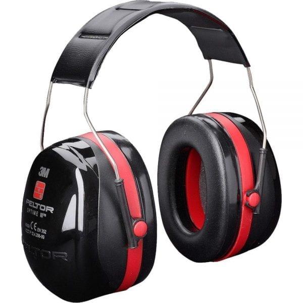 3M Peltor Optime III Headband Ear Muffs
