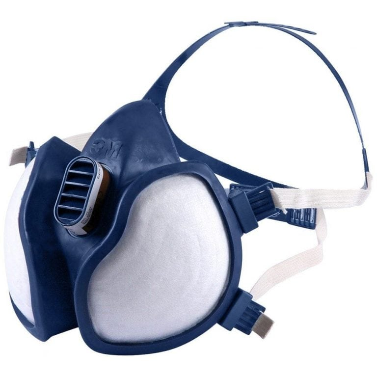 3M 4255 Maintenance Free Gas/Vapour and Particulate Respirator