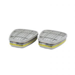 3M 6000 Series 6057 Gas and Vapour Filters (ABE1)