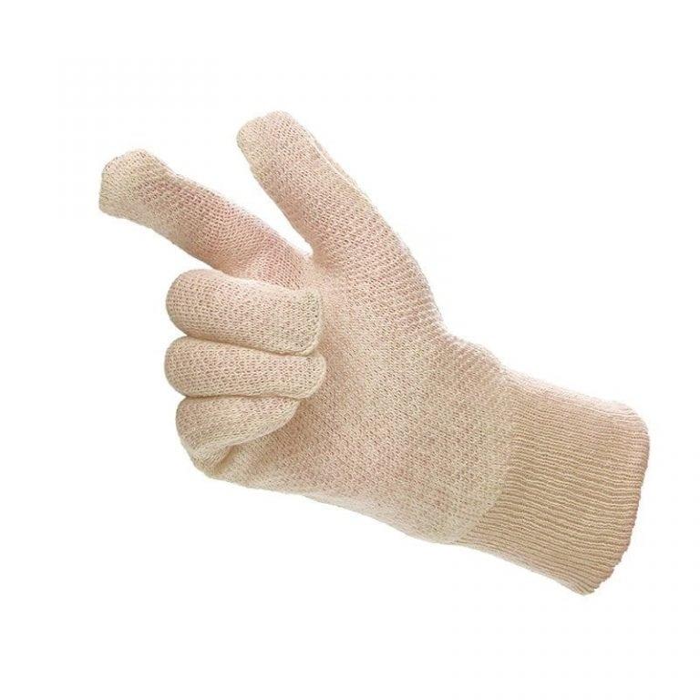 Mens Cotton Fleece Glove