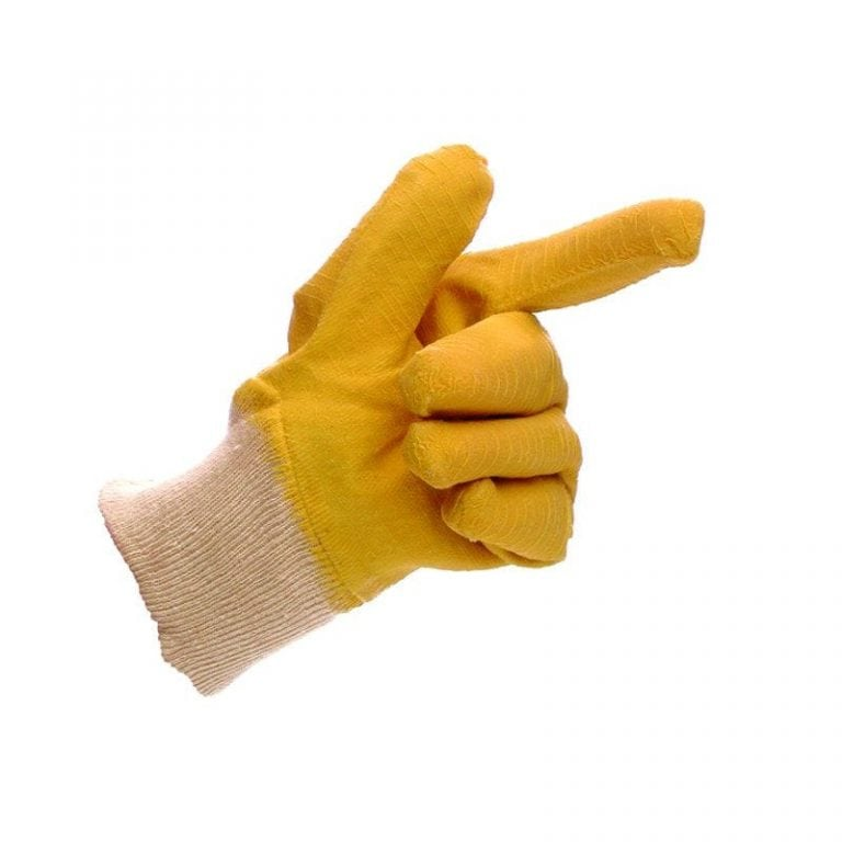 Grippa 'Gristle' Latex Knit Wrist Gloves