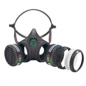 Moldex A8982 Half Mask Respirator