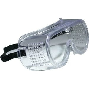 JSP Clear Polycarbonate Direct Vent Safety Goggles