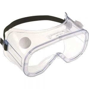 JSP Everest Indirect Vent Polycarbonate Goggle