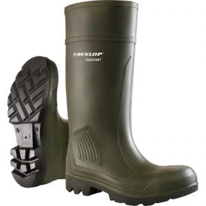 Dunlop Purofort® Professional Full Safety Wellington Boots