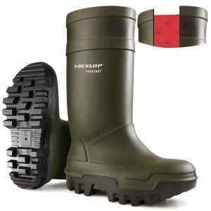 Dunlop Purofort® Thermo+ Full Safety Wellington Boots