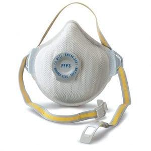 Moldex 3505 Ventex Valved Mask FFP3 NR D