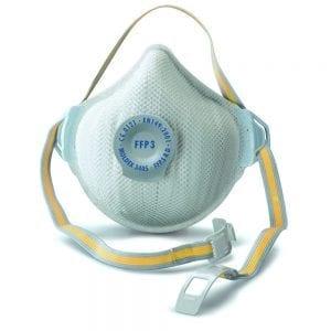 Moldex 3405 Air Plus Mask (P3V) FFP3 R D