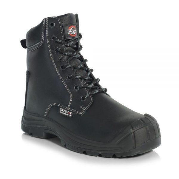 Safetix Columba PU/Rubber Combat Boots